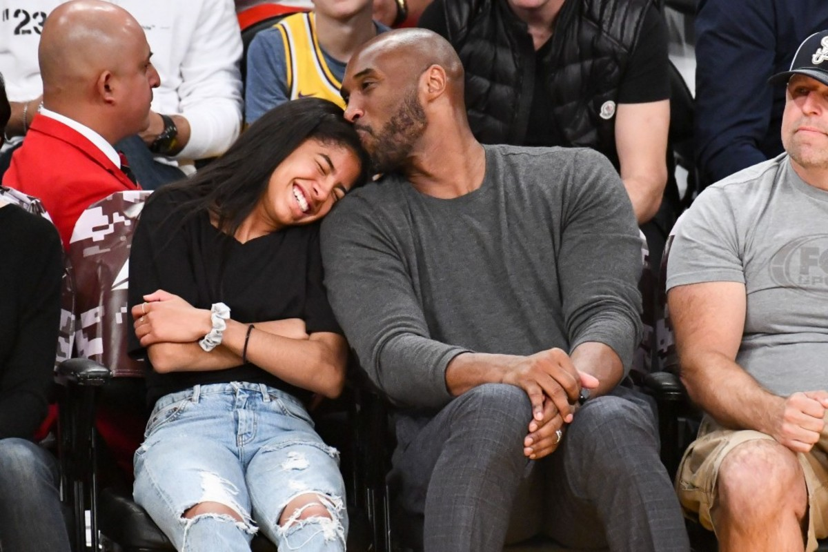 'Kobe' And 'Gianna' Are Two Of The Most Popular Baby Names In 2020
