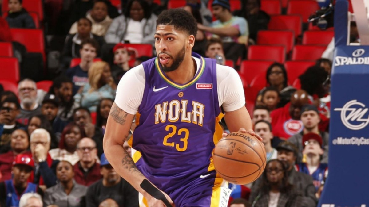 The Latest Anthony Davis Trade Rumors: The Celtics Are Not A Long Term Destination