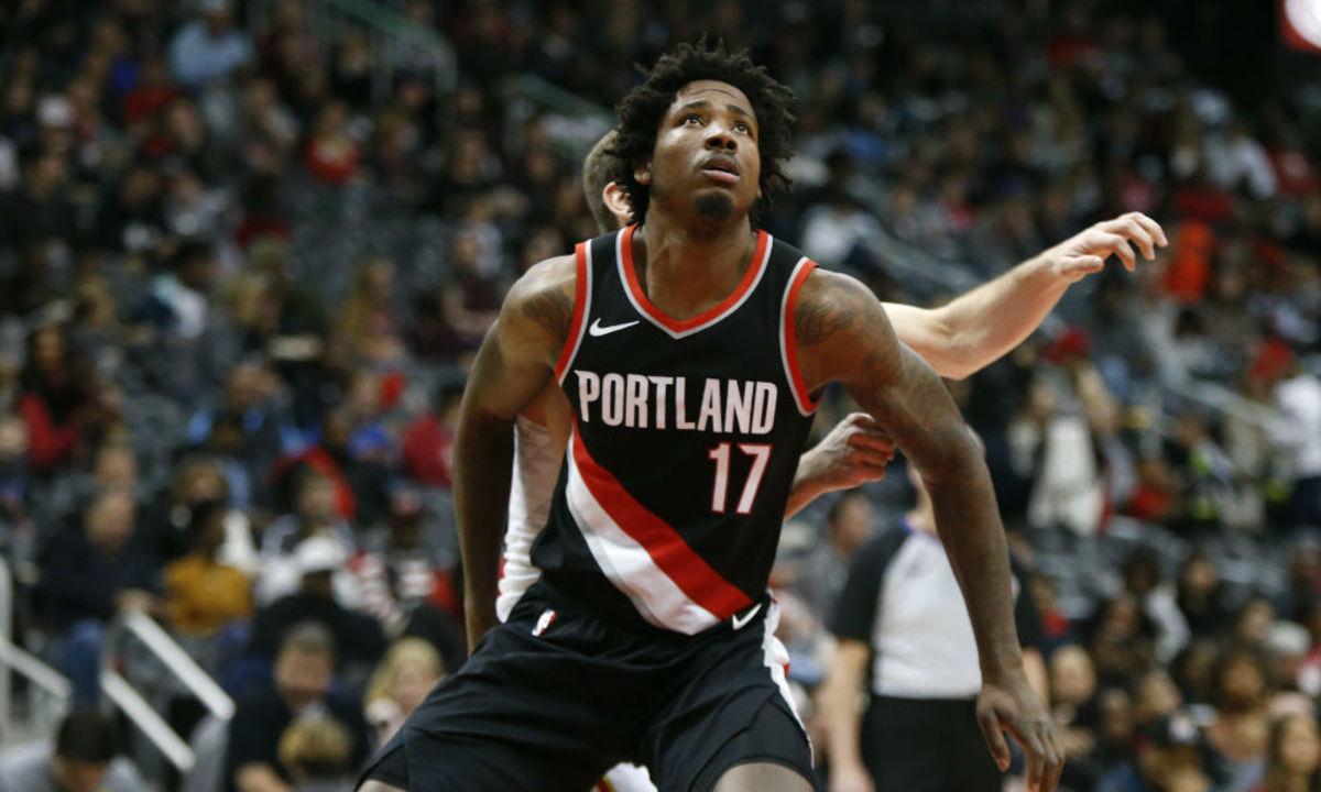 Ed Davis Portland Playoffs