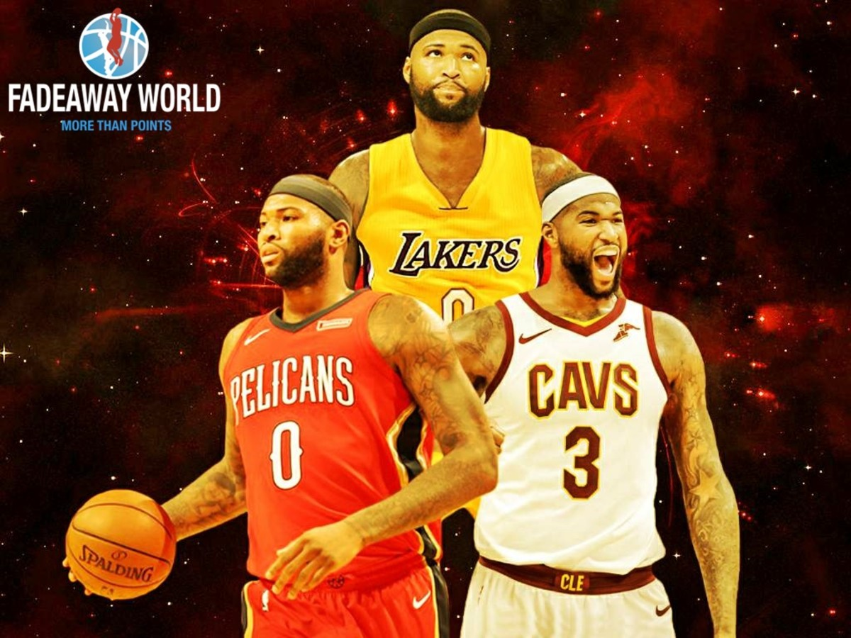NBA Free Agency: Top 5 Best Destinations For DeMarcus Cousins