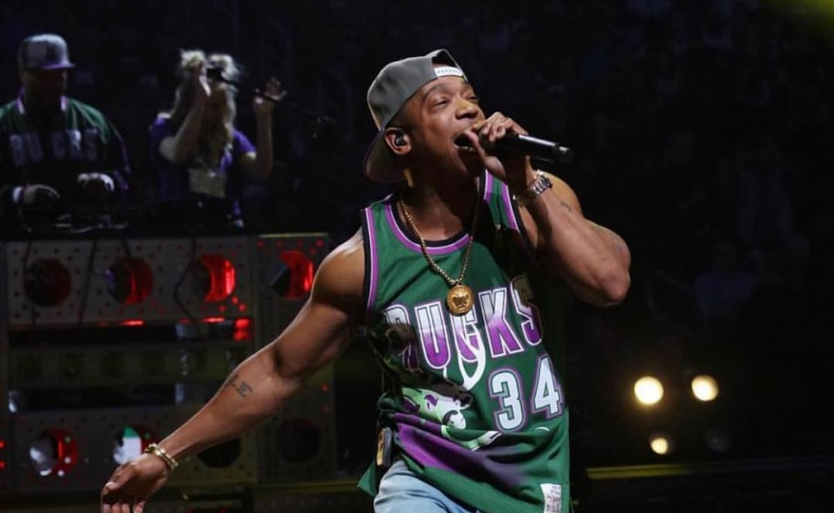 Ja Rule Curses Timberwolves After Embarrassing Halftime Performance