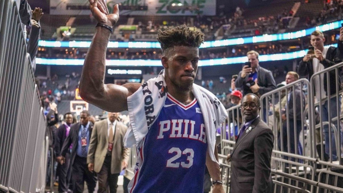 Jimmy Butler's Problem With The Philadelphia 76ers Are Serious