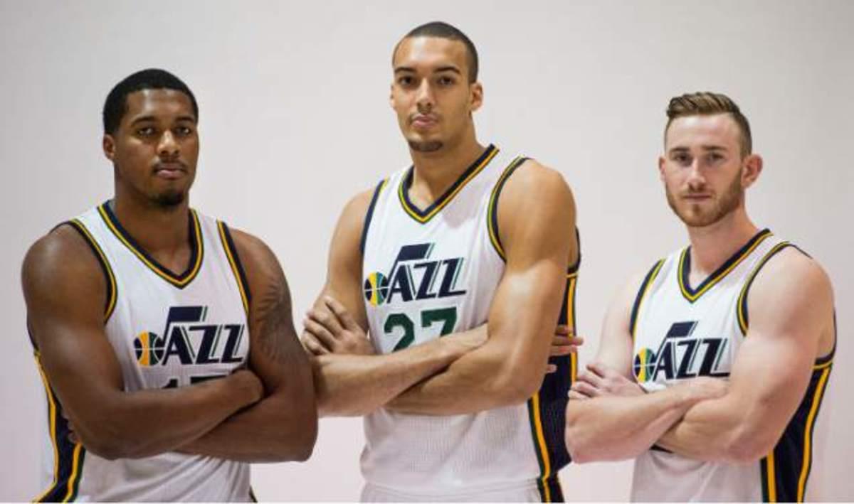 Utah Jazz 2016/17