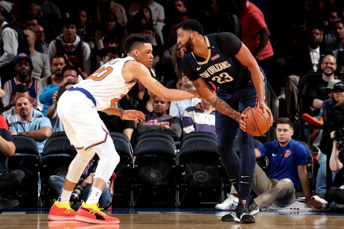 Anthony Davis Knicks