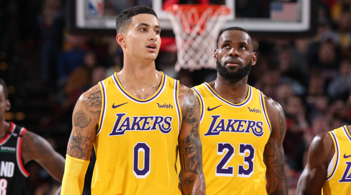 Kyle Kuzma Says NBA Players Are Always In Trade Rumors, Basketball Is Business