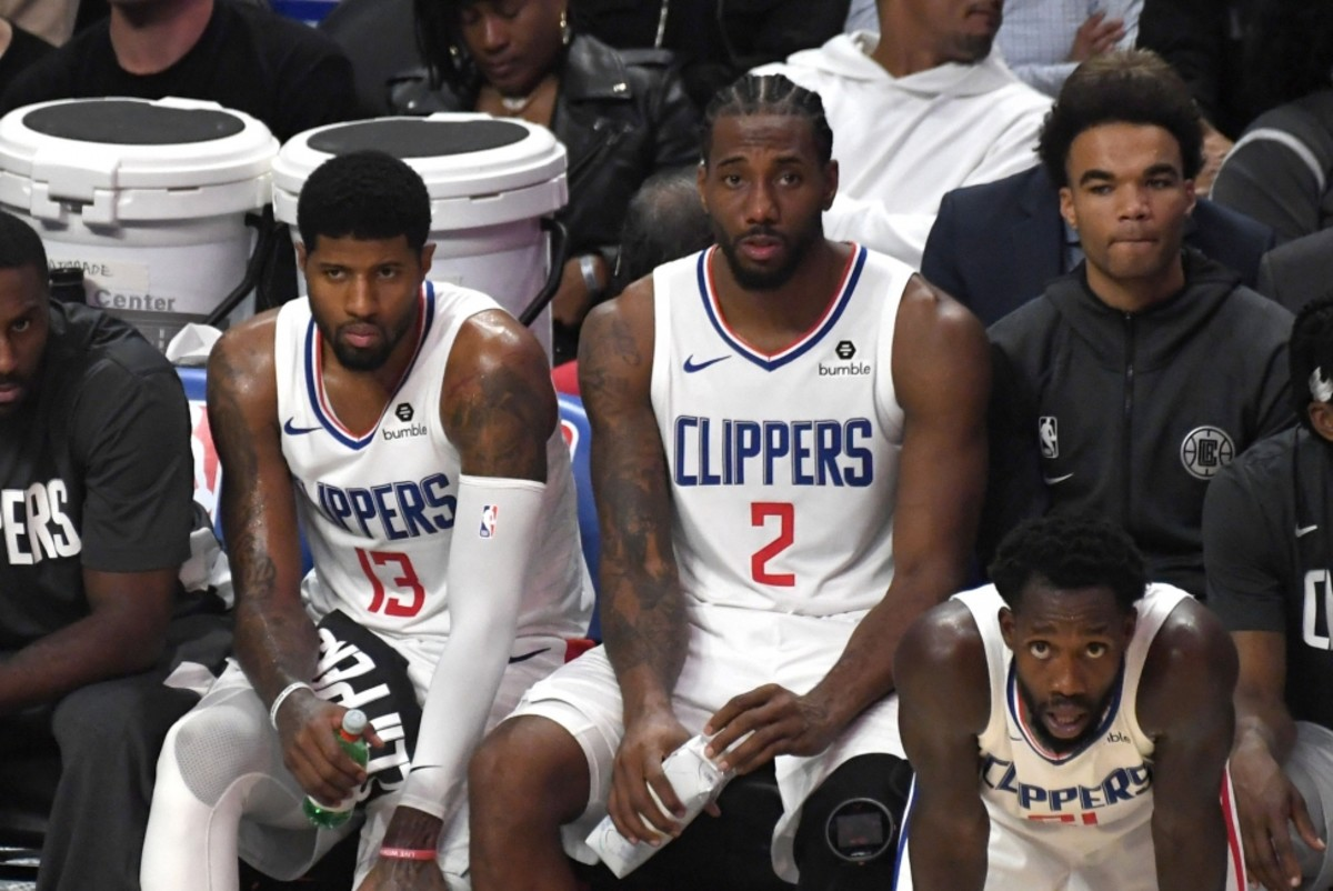 """Jared Dudley Takes Shot At Kawhi Leonard And The Clippers: """"The Clippers Didn't Want To Be In The Bubble... I Just Had A Problem With Kawhi Having The Crown In The Commercials."""""""