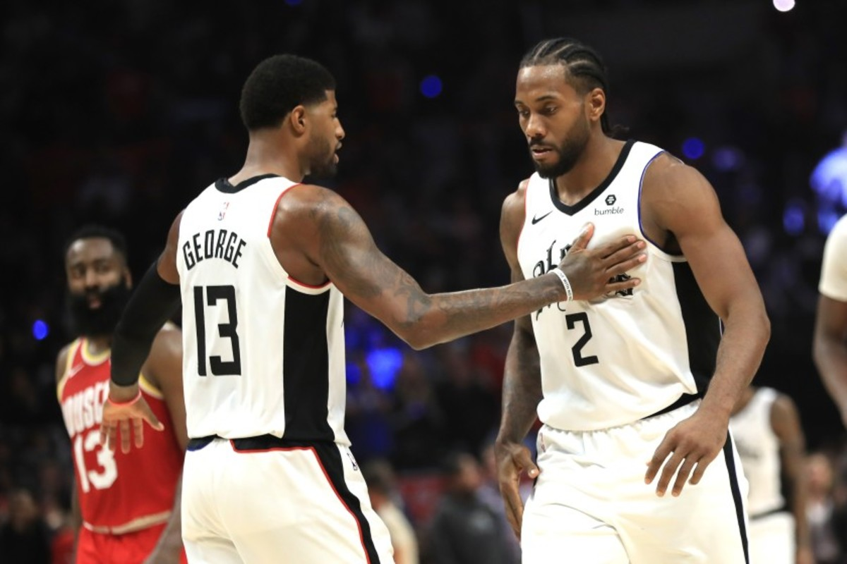 NBA Rumors: The Clippers Had Real Problems In The Locker Room Because Of Kawhi Leonard And Paul George