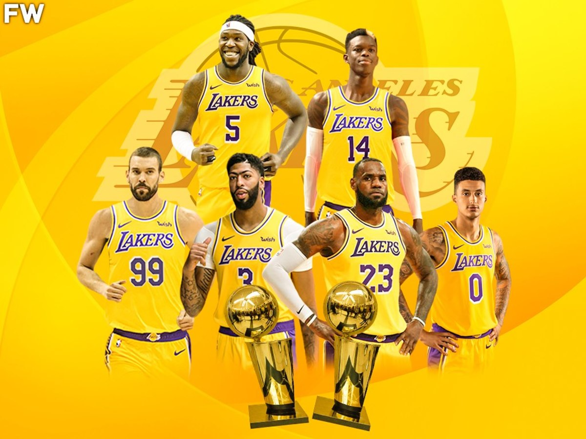 10 Reasons Why The Lakers Will Win Back-To-Back NBA Championships