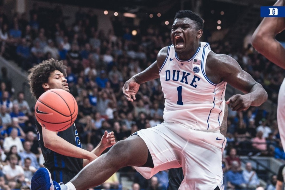 Zion Williamson Could Earn Over A Billion Dollars In His Career