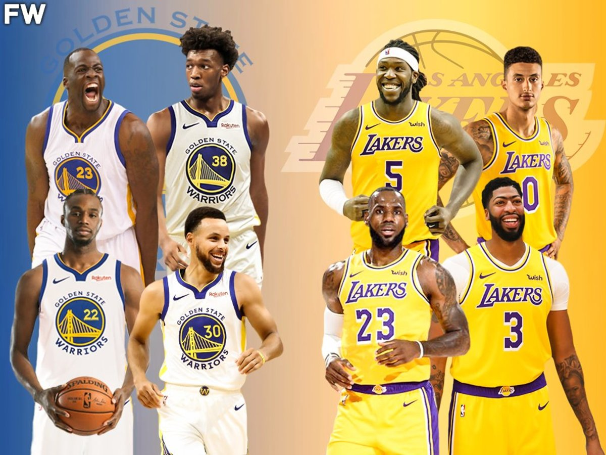 """Stephen Curry Sends A Message To The Lakers: """"We Know The Lakers Are The Defending Champs. We Got To Beat Them. We're Ready For It."""""""