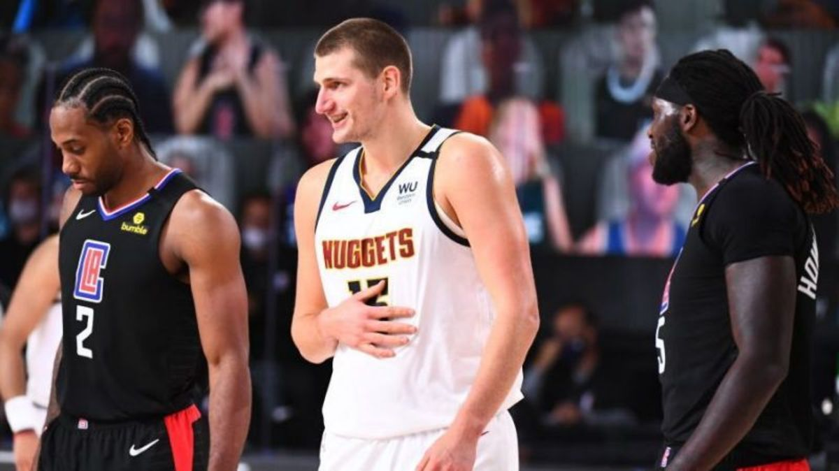 """Nikola Jokic On The Clippers In Game 7: """"We Don't Have Pressure. All The Pressure Is On Them."""""""