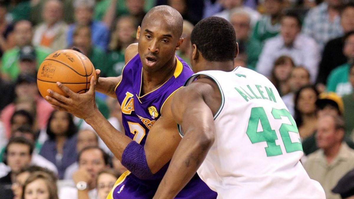 Kobe Bryant | Footwork