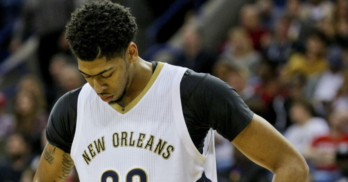 5 Strong Reasons Why New Orleans Should Trade Anthony Davis