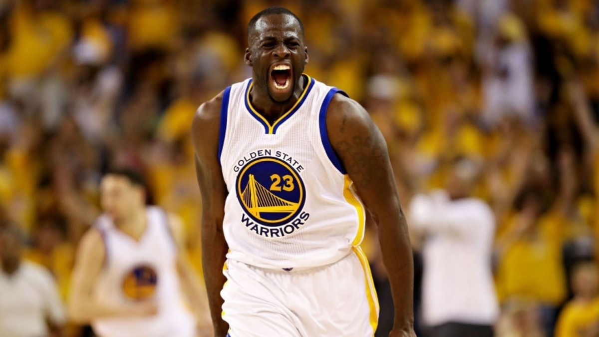 """Warriors Owner Wants Draymond Green To """"Stay Here Forever"""""""