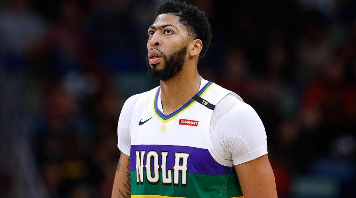 Anthony Davis Trade Saga Destroyed Lakers And Celtics
