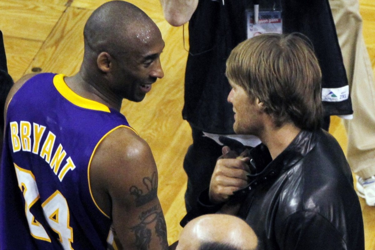 """Tom Brady On Kobe Bryant's Legacy: """"People Are Gonna Look At Him As A Great Hero, Someone Who Did Things The Right Way And Someone We Can All Look Up To."""""""
