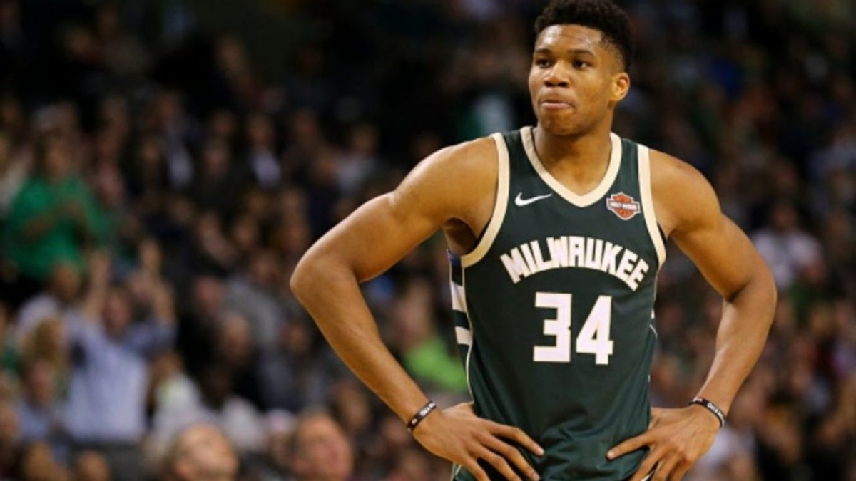 ESPN Predicts That Giannis Will Win The MVP And DPOY Award This Season