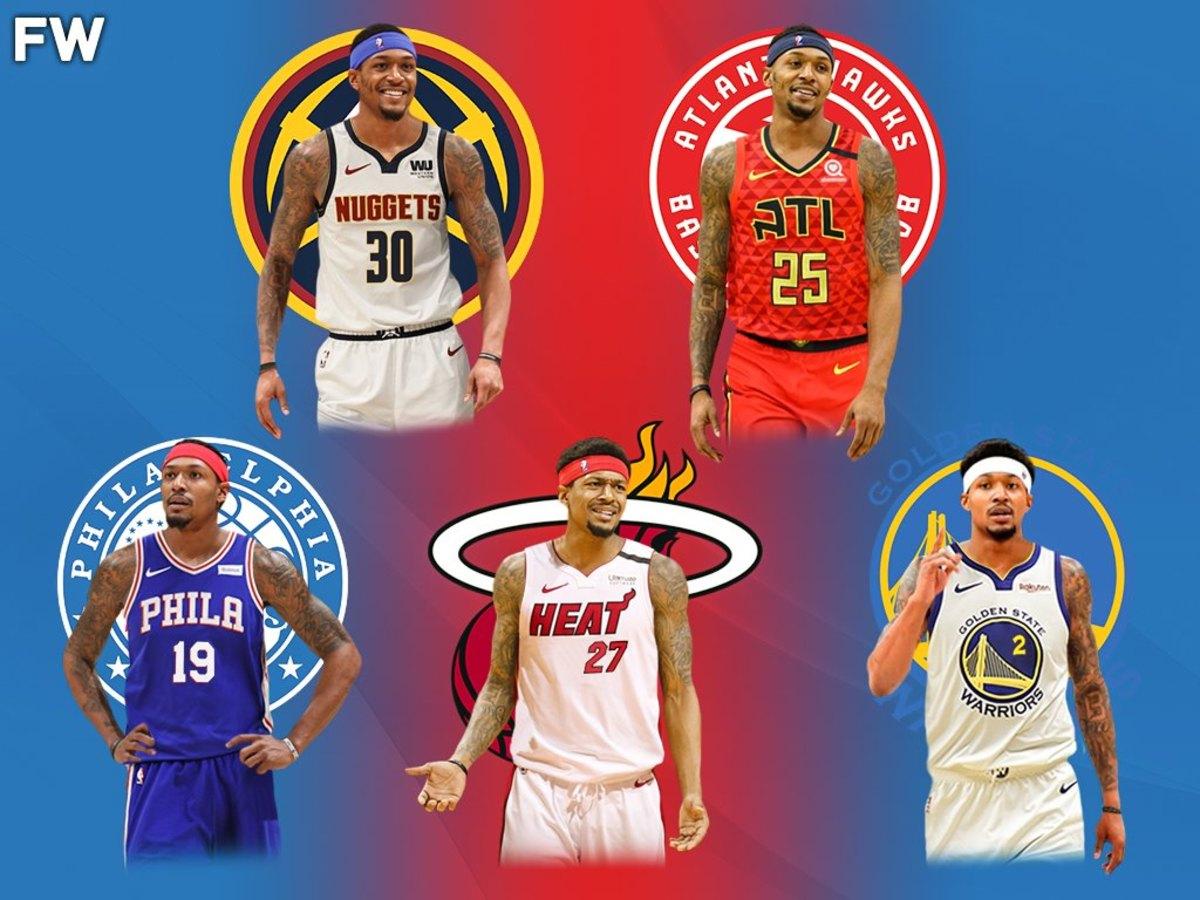 NBA Rumors: 5 Best Trade Packages For Bradley Beal