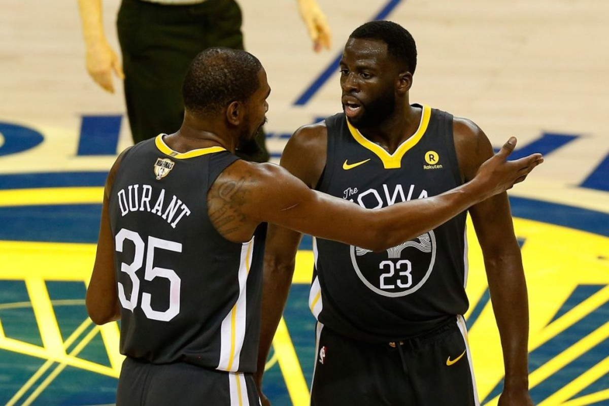 Draymond Green Opens Up About The Famous Incident With Kevin Durant