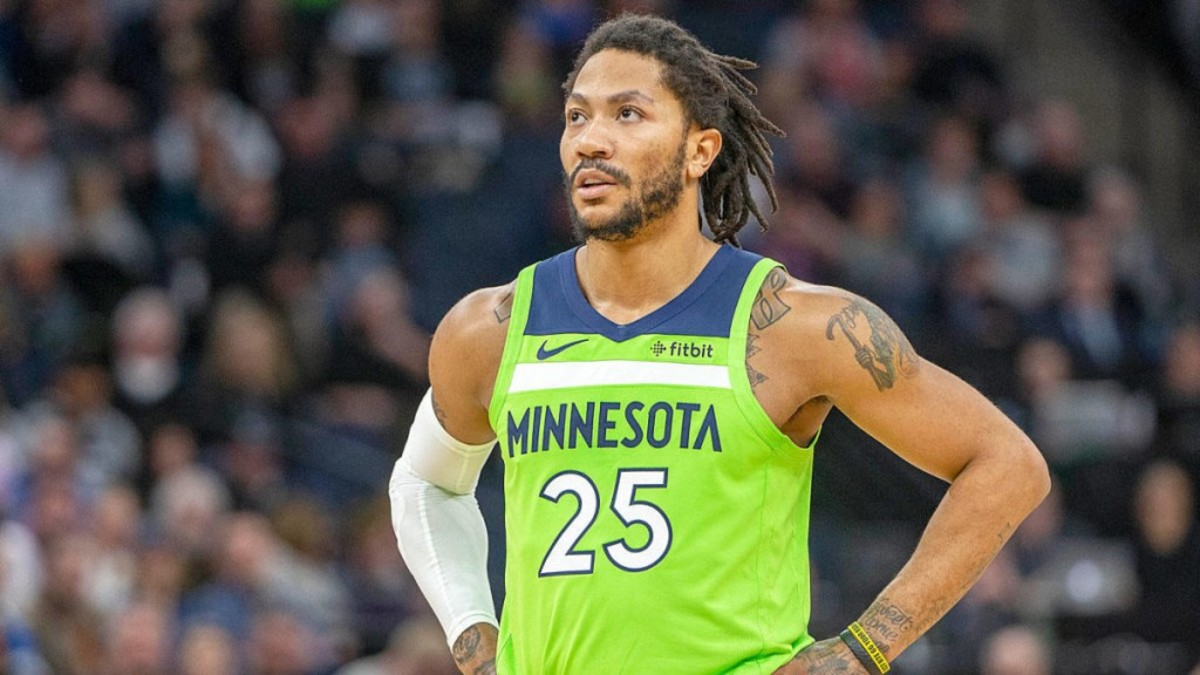 Derrick Rose Describes On His New Book How He Nearly Died As A Youth