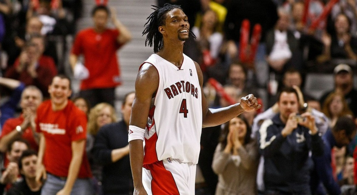 """Chris Bosh On Toronto: """"Some Of The Best Fans In The World"""