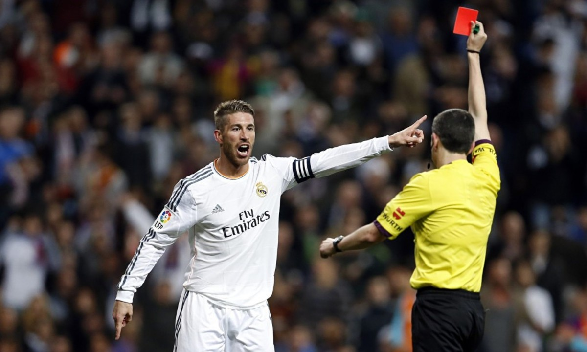 Top 10 Most Undisciplined And Dirtiest Players In Football History