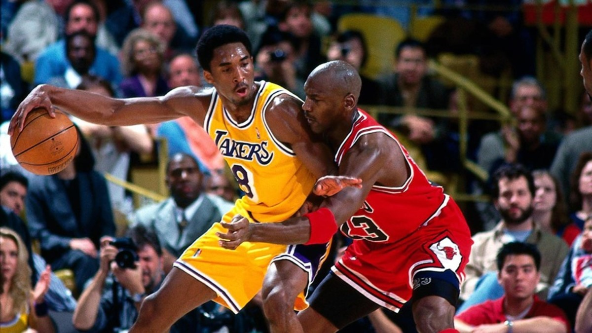 """Kobe Bryant On Who Could Beat Him 1-On-1: """"If There Was Going To Be A Player Who Could Beat Me, He Retired After That Last Shot In Utah 98"""""""