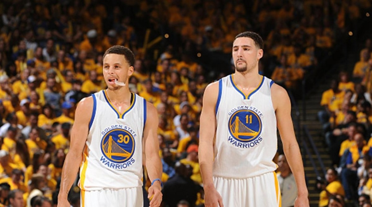 """Stephen A. Smith: """"The Splash Brothers Are Nightmare For Lillard And McCollum""""-playoffs-1280 (1)"""