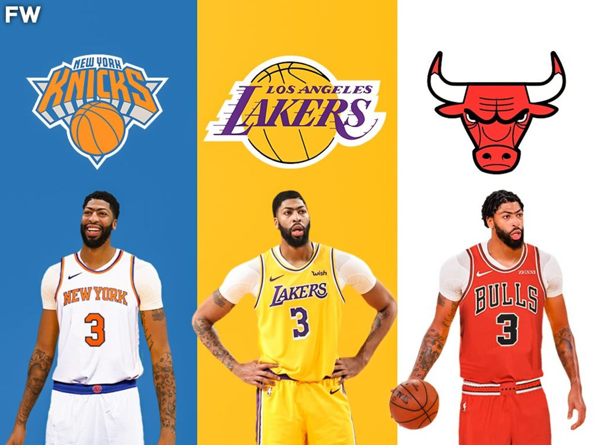 NBA Rumors: Top 3 Best Free Agency Destinations For Anthony Davis