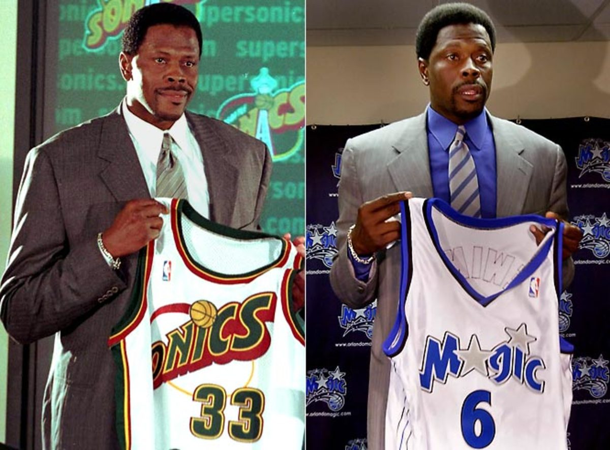 Patrick Ewing Magic