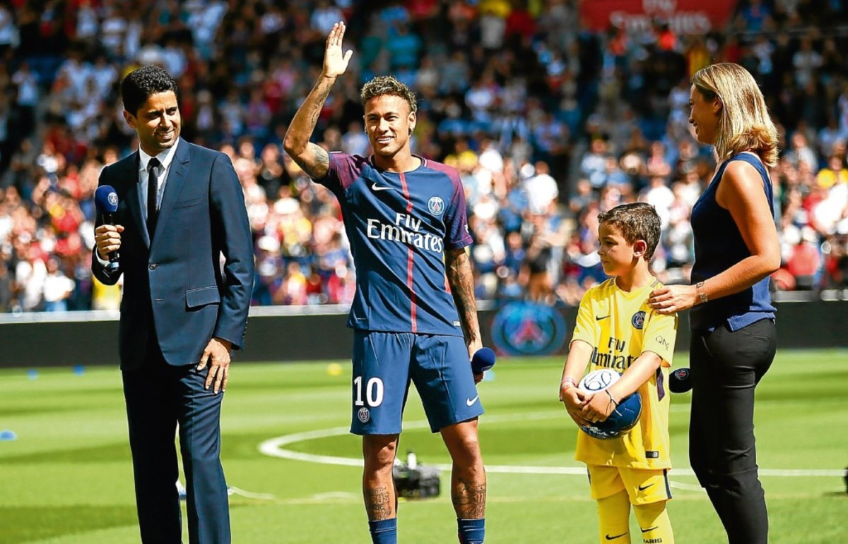 Neymar's Future In The Air After Harsh Words From Paris Saint-Germain President
