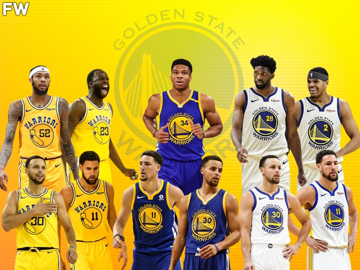 NBA Rumors: 3 Superteams The Golden State Warriors Can Create To Beat The Los Angeles Lakers
