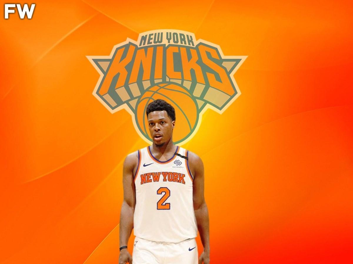Kyle Lowry - New York Knicks
