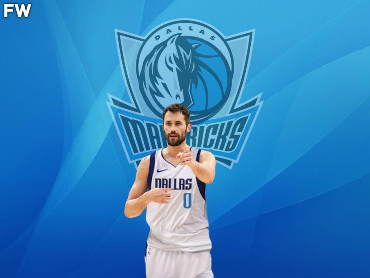 Kevin Love - Dallas Mavericks