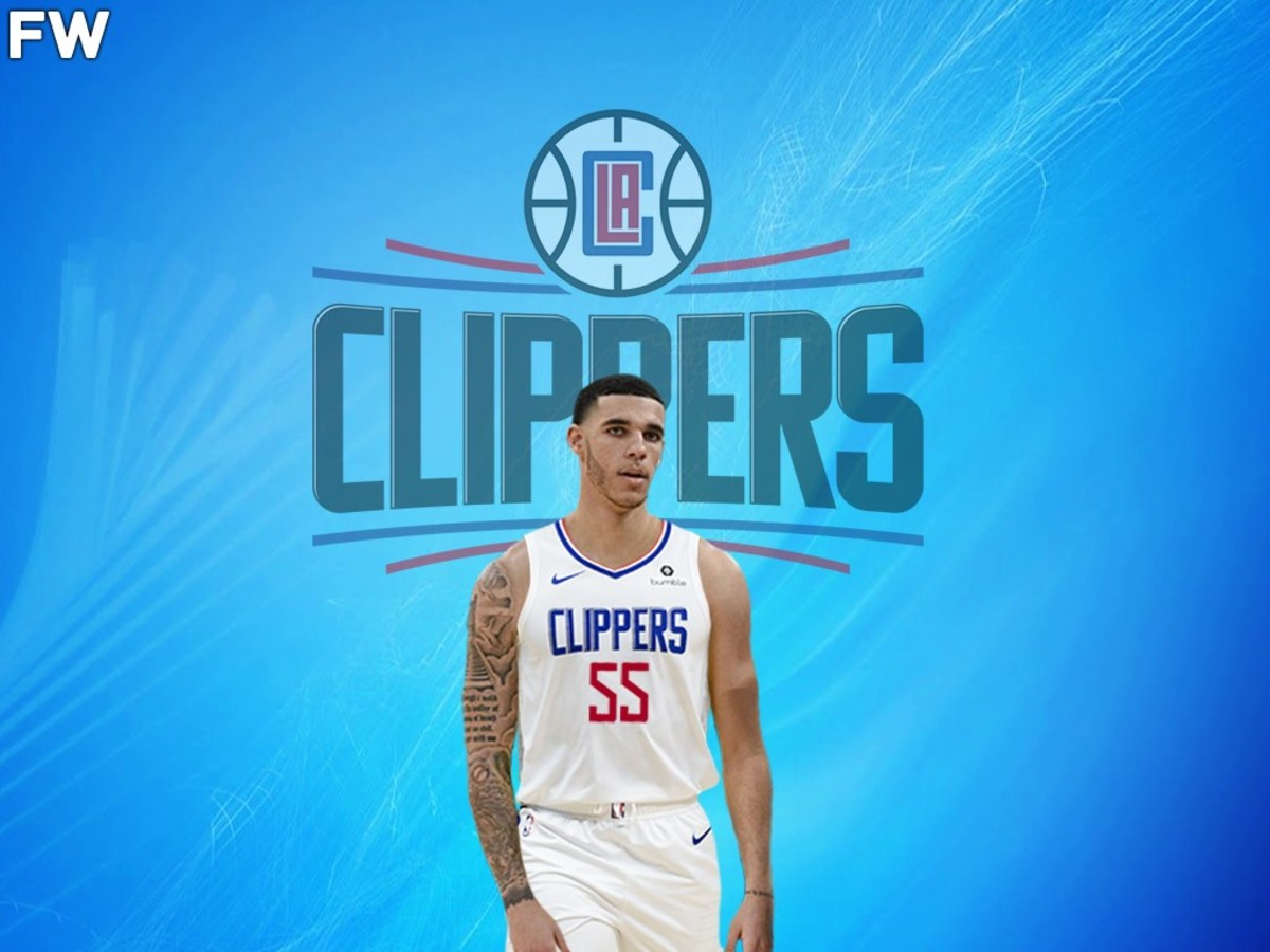 Lonzo Ball - Los Angeles Clippers