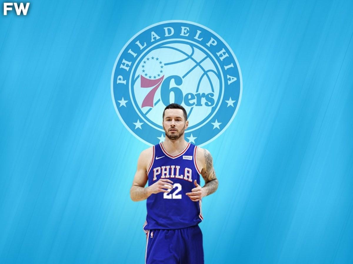 JJ Redick - Philadelphia 76ers