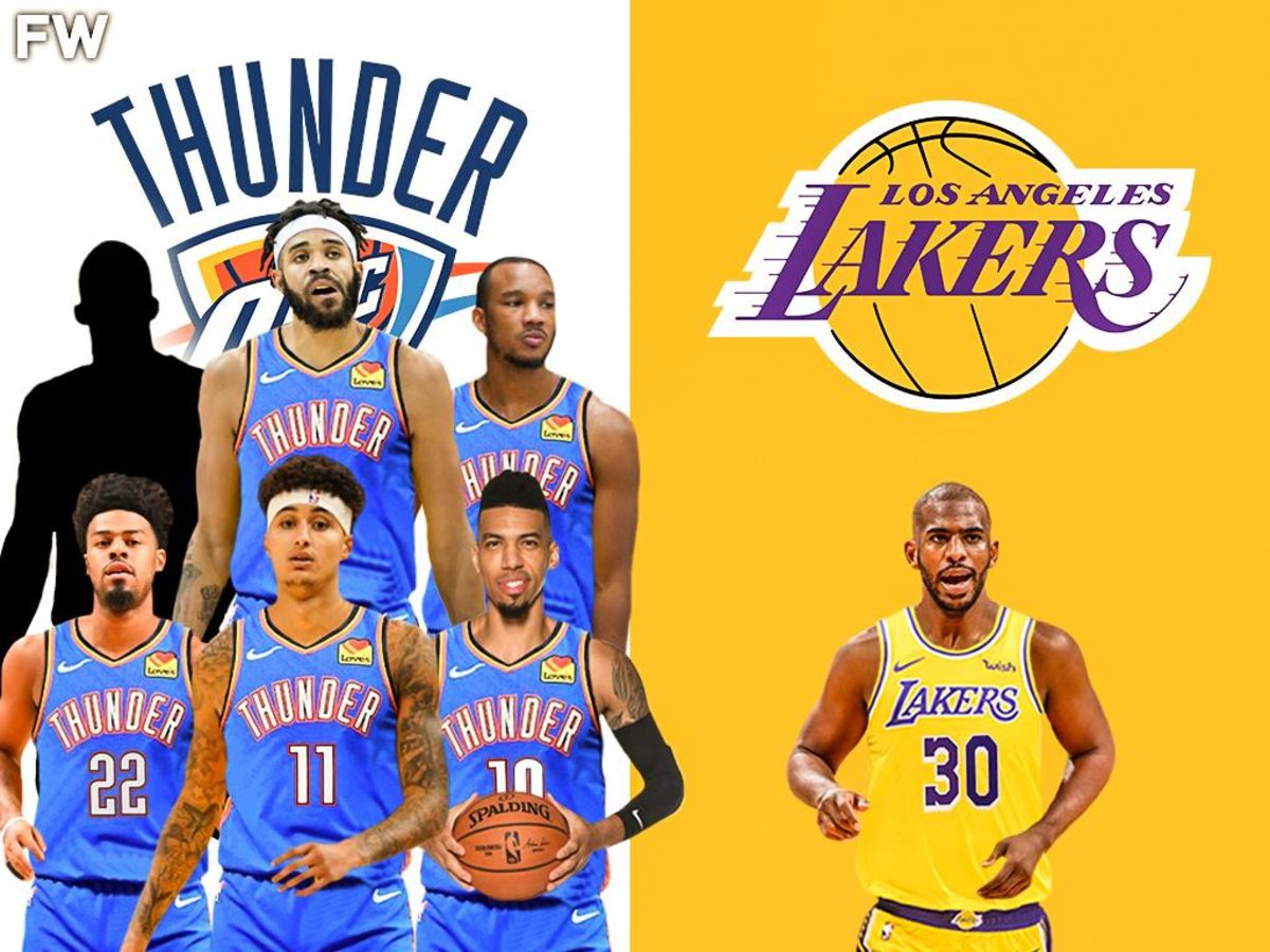 Nba Rumors Los Angeles Lakers Must Send 6 Players If They Want To Land Chris Paul Fadeaway World