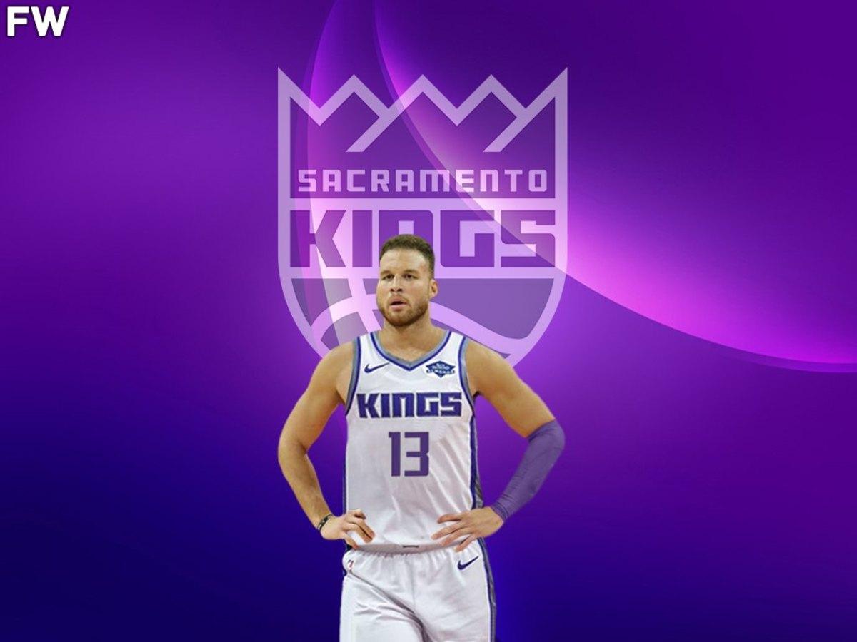 Blake Griffin - Sacramento Kings