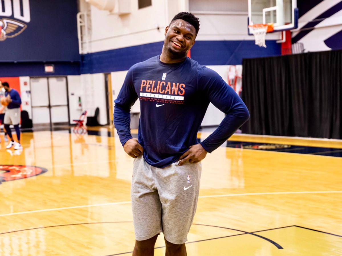 Credit: New Orleans Pelicans