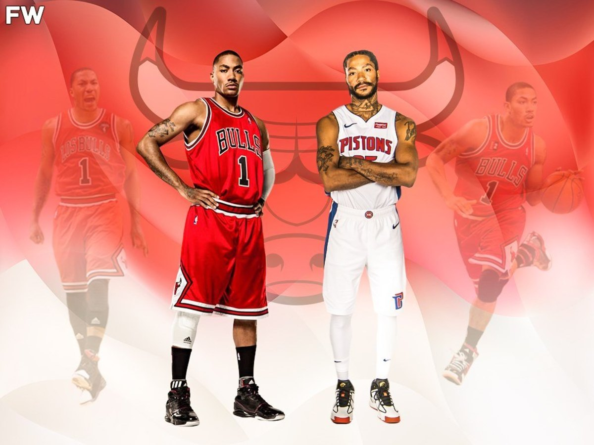 5 Reasons Why Prime Derrick Rose Would Be A Top-3 Point Guard In NBA History