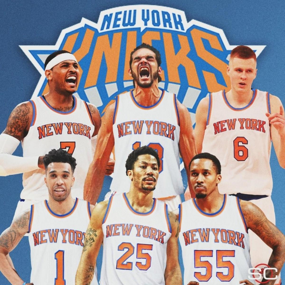 New York Knicks 2017