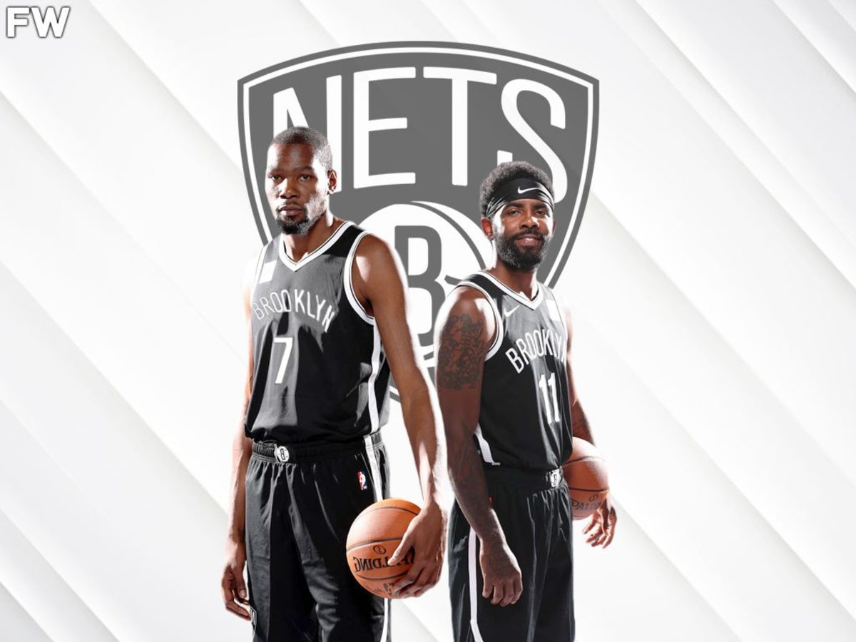 Steve Nash Says The Nets Will Play A Seven-Second-Or-Less Offense With Kevin Durant And Kyrie Irving