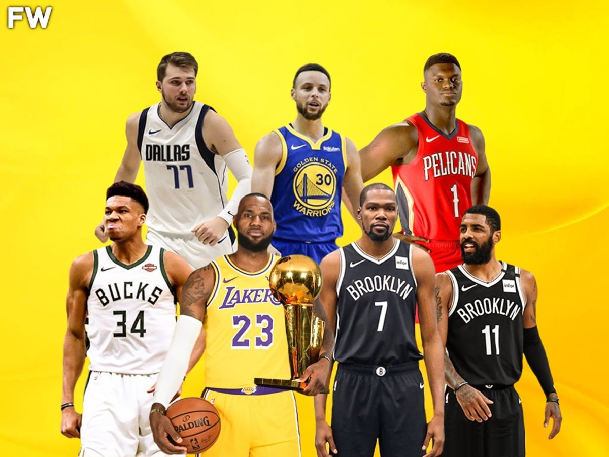 10 Reasons Why NBA 2021-21 Will Be One Of The Best Seasons Ever
