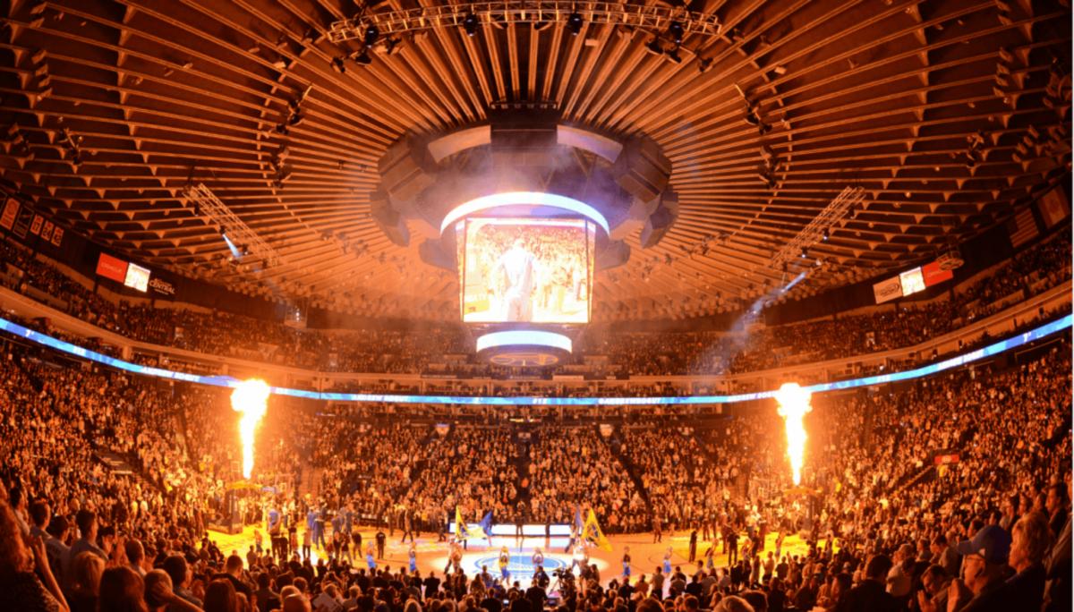 NBA Fans Arena
