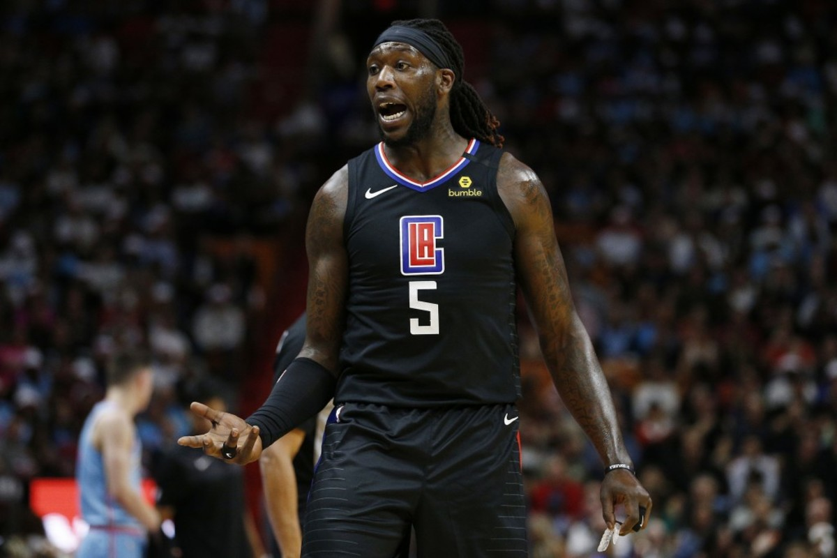 """Jalen Rose Explains Why The Clippers Didn't Sign Montrezl Harrell: """"He Was A Defensive Liability Against Jokic. He Ruined Some Of His Value By Playing Poorly In The Playoffs."""""""