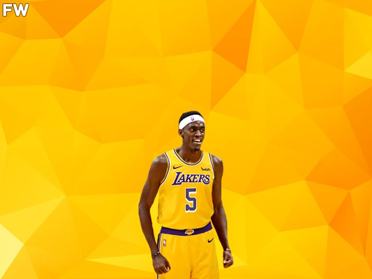 Pascal Siakam Lakers