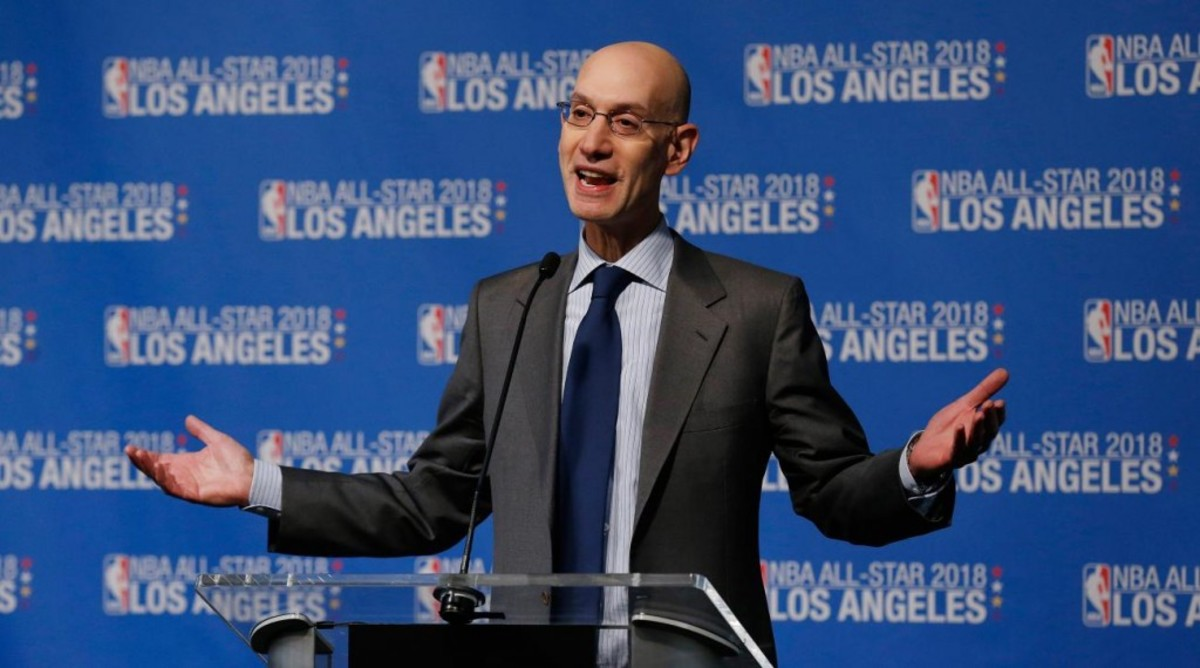 """Adam Silver: """"The NBA Has Banned The Term 'Owner' And Replaced It With 'Governor'"""""""