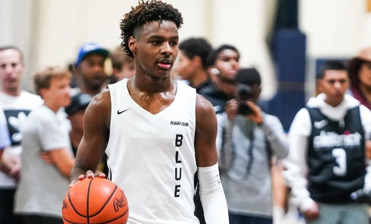 Bronny James Reportedly Has A New Girlfriend