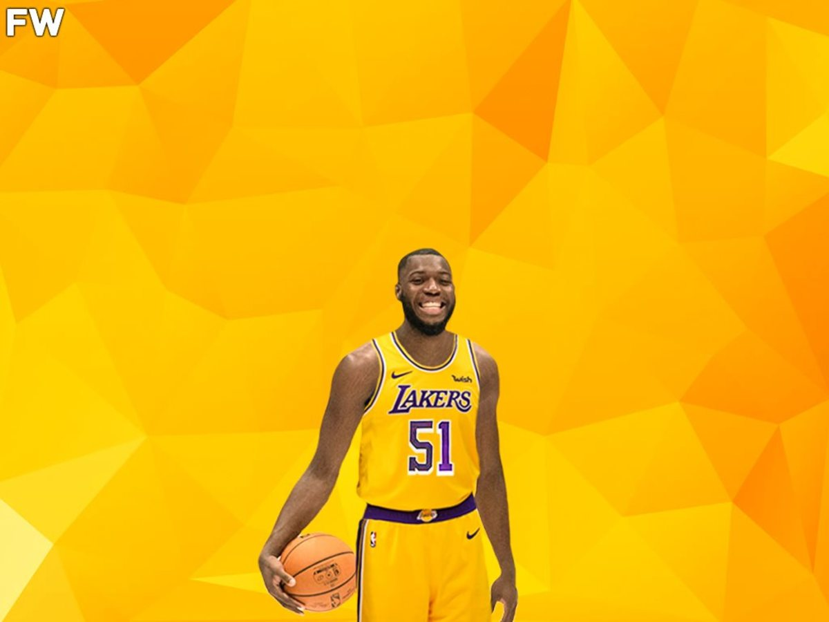 Eric Paschall Lakers