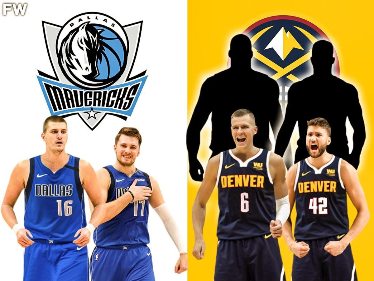 The Blockbuster Trade That Could Pair Nikola Jokic And Luka Doncic On The Dallas Mavericks
